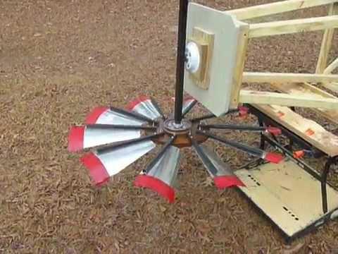 Windmill/Homemade