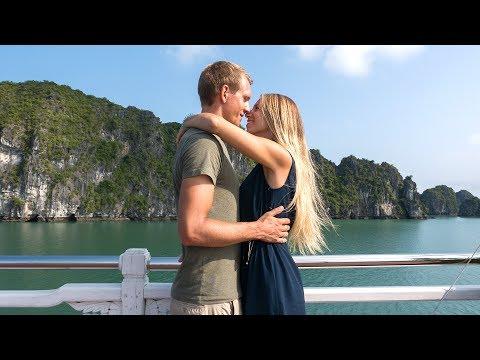 Auf dem Luxusschiff in die Halong Bay - Vietnam - Weltreise | VLOG #237