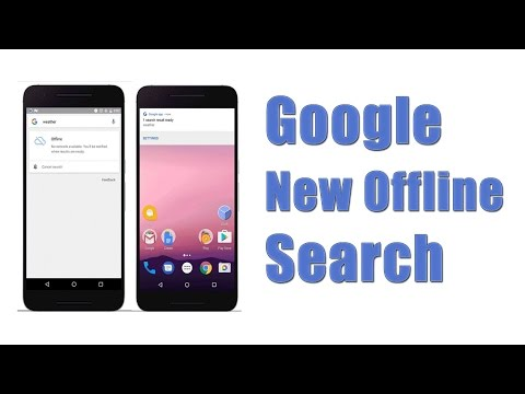 Google launches new offline search feature for android