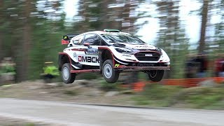 WRC Rally Finland 2017 | Full Attack by Jaume Soler