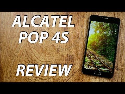 Alcatel POP 4S Review