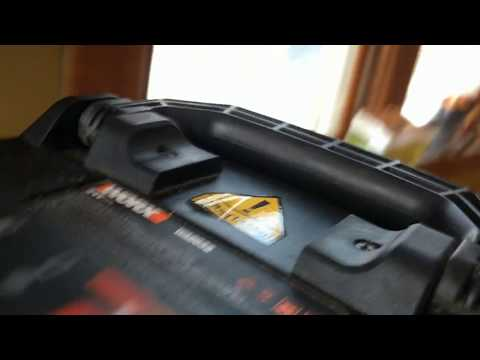 Worx Electric Lawnmower Replacement Battery