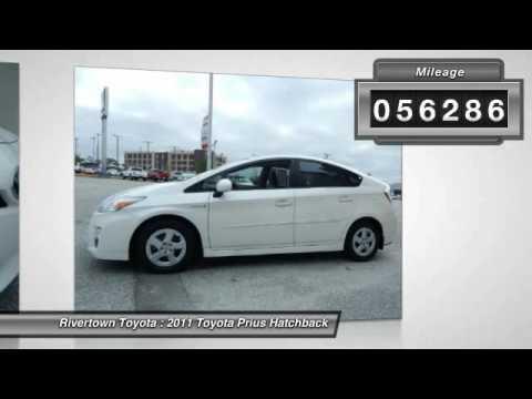 2011 Toyota Prius Columbus GA B0268190