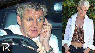 10 SECRETS Gordon Ramsay Doesn