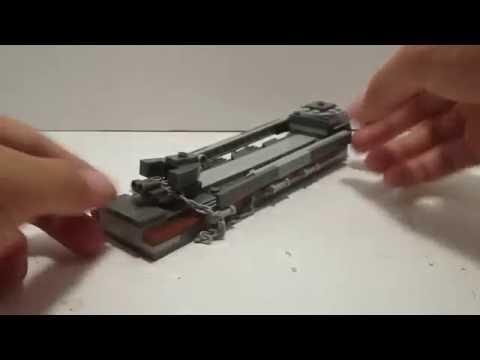 Lego Phantom Blade