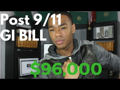 Do you want $96000? Post 9/11 GI BILL