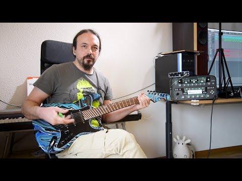 Guitar demo: