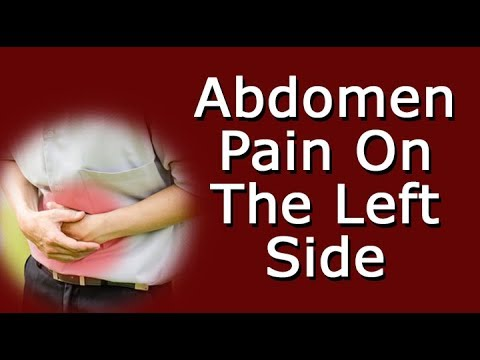 Common Causes Of Abdomen Pain On The Left Side