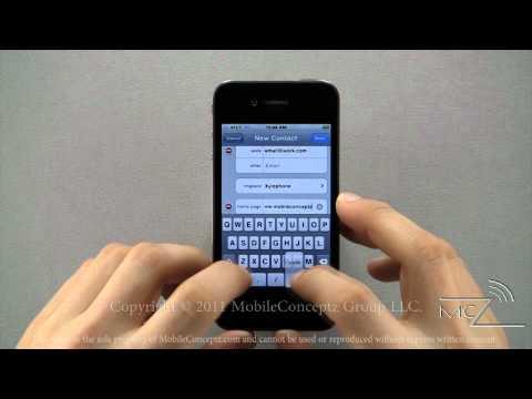 iPhone 4 Tutorial Part 2