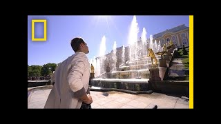 This Russian Palace is Home to 150 Fountains   National Geographic