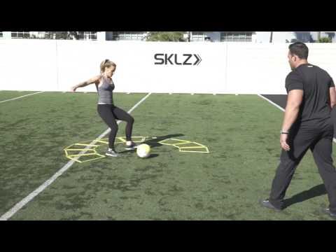 SKLZ Agility Trainer Pro: Soccer Drills