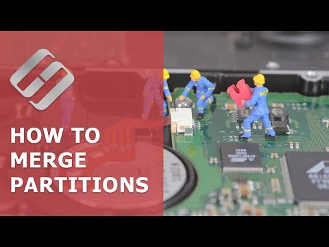 How to Combine, Merge or Extend Partitions of an HDD, SSD or USB 👨‍💻🔧💻