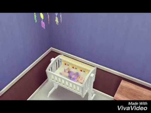 Sims Freeplay: Amy Gets A Bedroom? (the new baby)