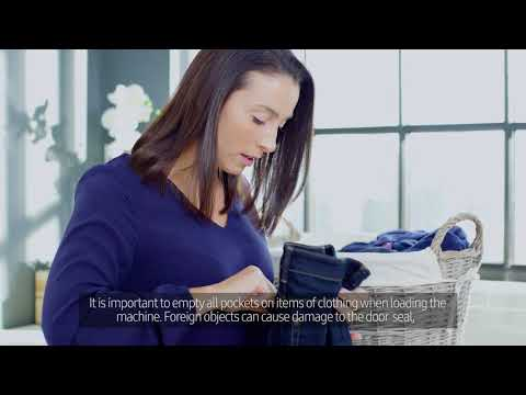 Samsung Washing Machine | How To: Keep your Washing Machine in a Good Condition