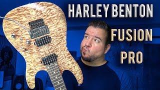 Unboxing Harley Benton SC-450 Plus LD (Greeny Moore 3?) - Ge