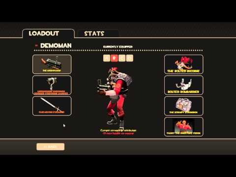 TF2 Robo-Loadouts
