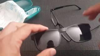 Zenni Optical magnetic Prescription polarized glasses