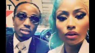 Nicki Minaj Ask Quavo What It Takes To Be Wifey