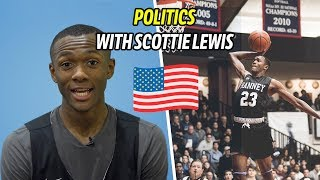 Scottie Lewis Is Going To Change The World Through Basketball 💯