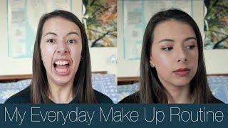 My Everyday Make Up Routine | Natasha Brown