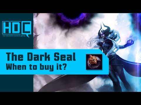 The Dark Seal - When to buy it? (League of Legends Guide)