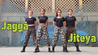 Jagga Jiteya | URI | Vicky Kaushal & Yami Gautam | The Bom Squad | Roshini Nair Choreography