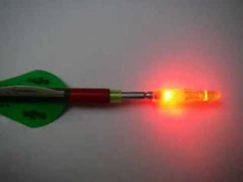 LIGHTED NOCKS~DIY