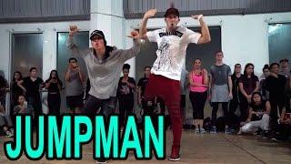 Download ″JUMPMAN″ - Drake & Future Dance   @MattSteffanina Choreography (Hip Hop) Video