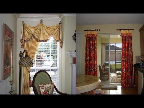 Drapery PANELS - Beautiful Custom Window Treatments