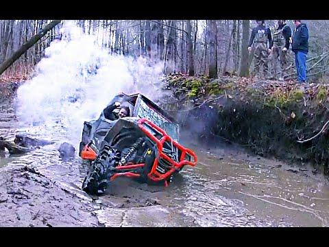Xxx Mp4 Fall SXS Trail Riding Action Polaris RZR XP 1000 Amp 800 Vs Can Am Maverick Max 1000R Amp X RS DPS UTV 3gp Sex