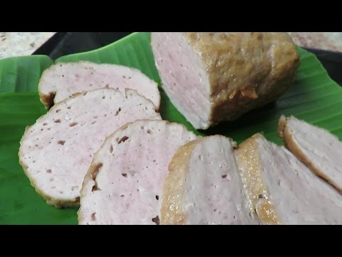 Cha Chien (Vietnamese Ham Fried)