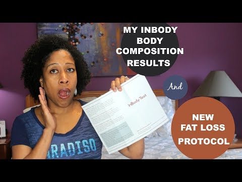 My Inbody Body Composition Results and New Fat Loss Protocol
