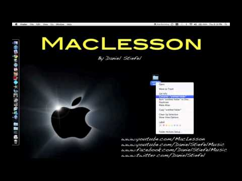 How to Create a New Folder on a Mac