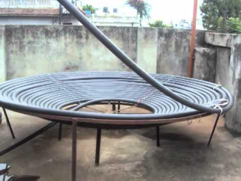 DIY Passive Solar Water Heater- Vol. 2