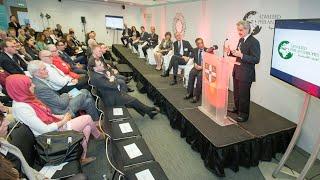HRH Alwaleed Bin Talal speech at the Islamic Centres meeting at Cambridge University