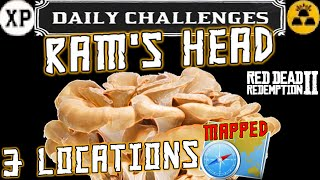Download 🍄 Ram's Head Locations RDR2 Online Daily Challenge Location Guide Video