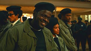 Black Panthers VS The Crowns | Judas And The Black Messiah - The Big Meeting