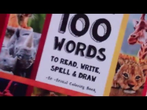 Teach your Child 100 Words to Read, Write, Spell, and Draw - Thinking Tree by Sarah Brown