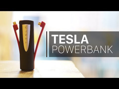 Tesla Powerbank: A Beautiful Waste of Money!