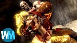 Top 10 Ungodly Kratos Kills