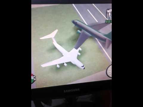 Maior avião avião do gta sa leia a descrição