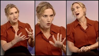 Kate Winslet Remembering Her First Meeting With Leonardo DiCaprio And How Much He Makes Her Laugh