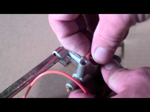 Replacing Gaskets To Stop Gas Leaks In BBQ Grill Control Valves.