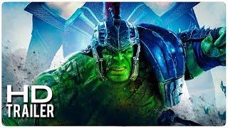 "THOR RAGNAROK Trailer FINAL ""IMAX"" Español Latino HD 2017"