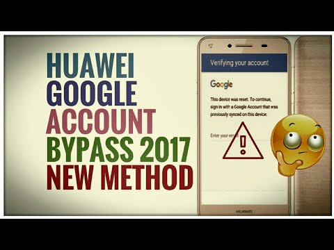 Bypass Google Account Huawei MYA L22 Android 6.0 FRP Tool
