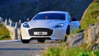 Furka Pass In Aston Martin Rapide S - Rory Reid