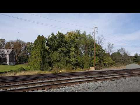 Amtrak Autumn Express Hershey PA