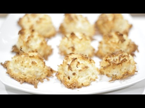 How to Make Coconut Macaroons!