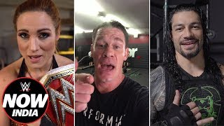 WWE Superstars wish India a Happy Independence Day