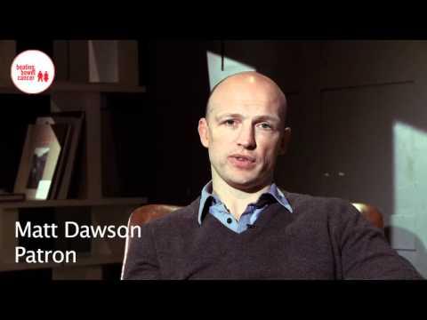 Matt Dawson - Patron Beating Bowel Cancer